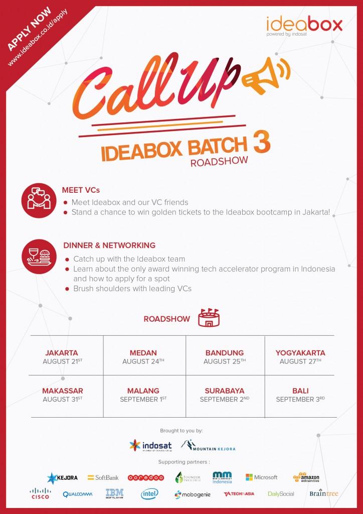 ideabox buka pendaftaran 2015