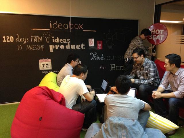 Suasana mentoring (Foto: Startupbisnis)